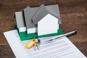 signing contracts - house purchase
