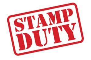 Red Stamp Duty Stamp