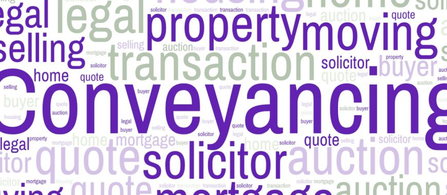 words containing conveyancing terms