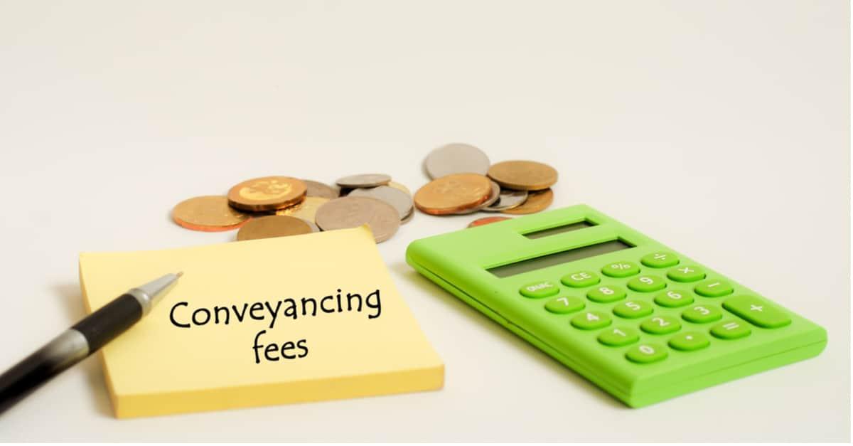 Conveyancing fees calculator