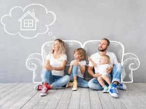 family thinking of moving